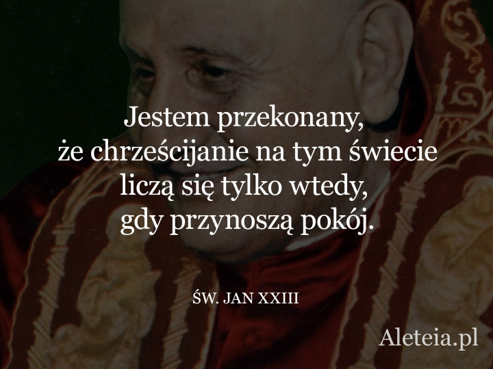 ŚWIĘTY JAN XXIII