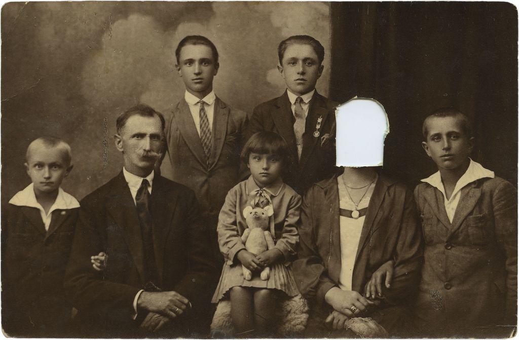 Zbiory Józefa Kardacza / Archiwum Historii Mówionej Domu Spotkań z Historią i Ośrodka KARTA