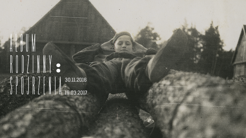 """wystawa """"Album rodzinny. Spojrzenia"""" w Domu Spotkań z Historią w Warszawie"""