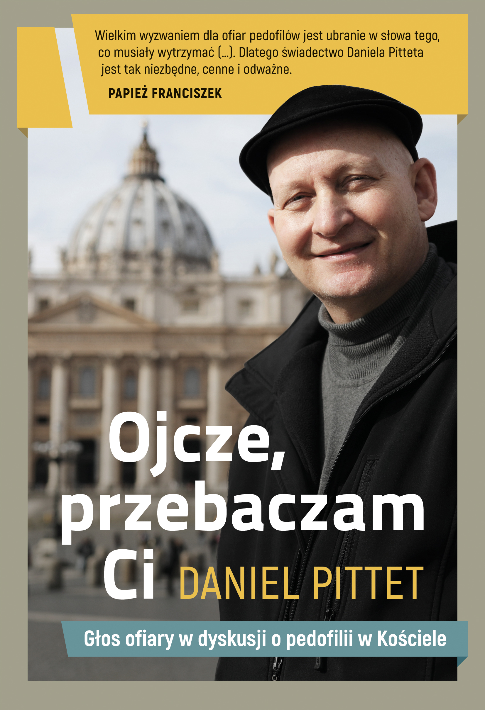 DANIEL PITTET, OFIARA PEDOFILII