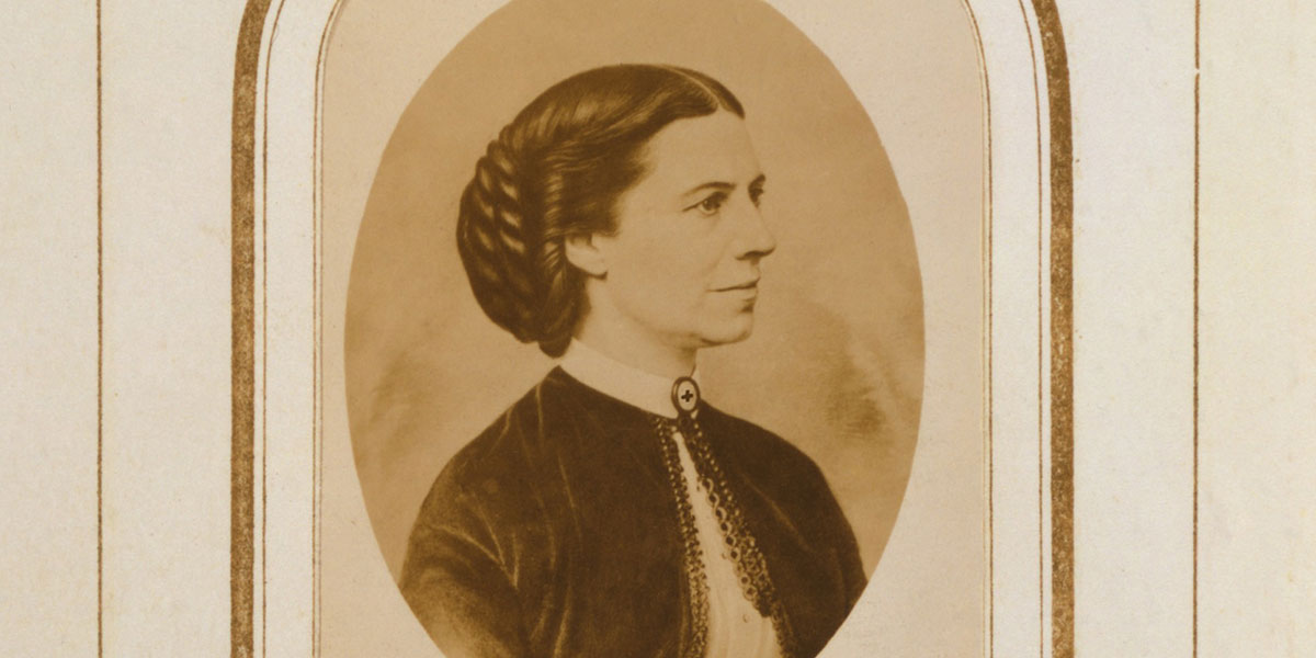 CLARA BURTON
