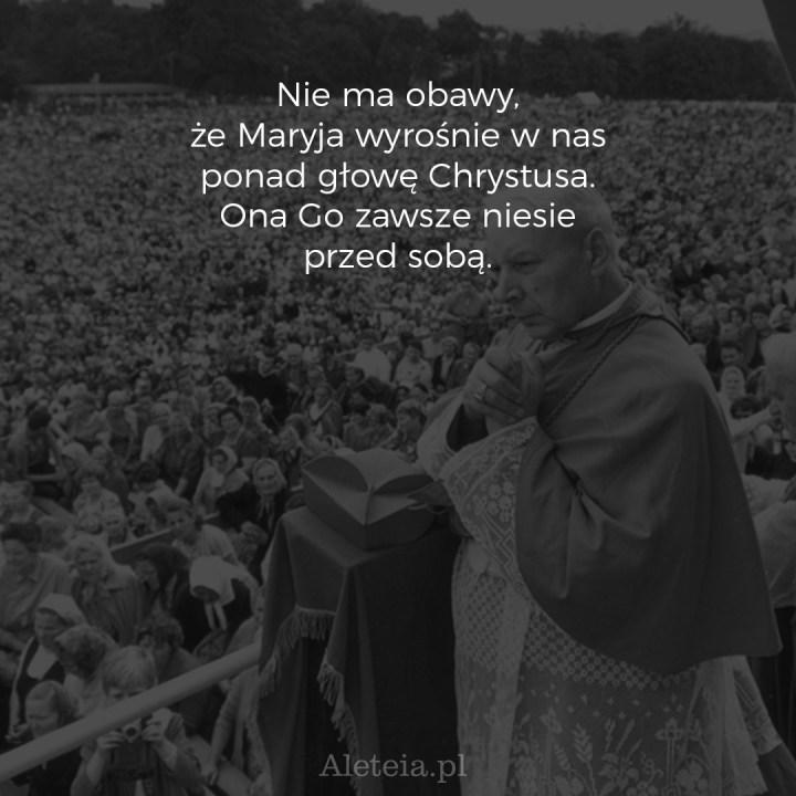 PRYMAS WYSZYŃSKI O MARYI